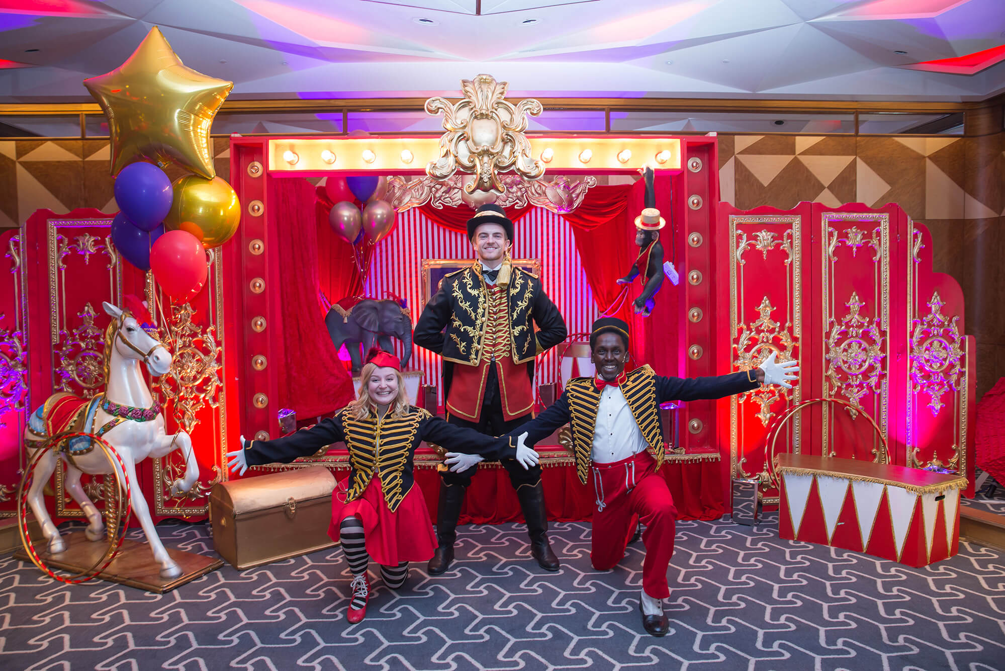 Bespoke Childrens Parties | Dazzle & Fizz Events